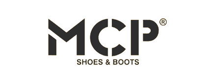 MCP Shoes & Boots Logo